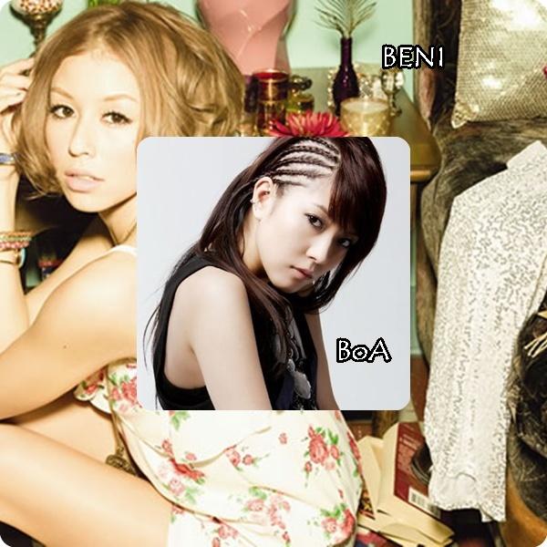 Divas J-pop  B